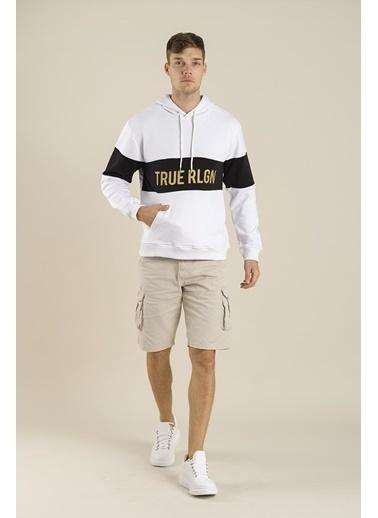 Oksit Louis True Regulation Polar Sweatshirt Beyaz